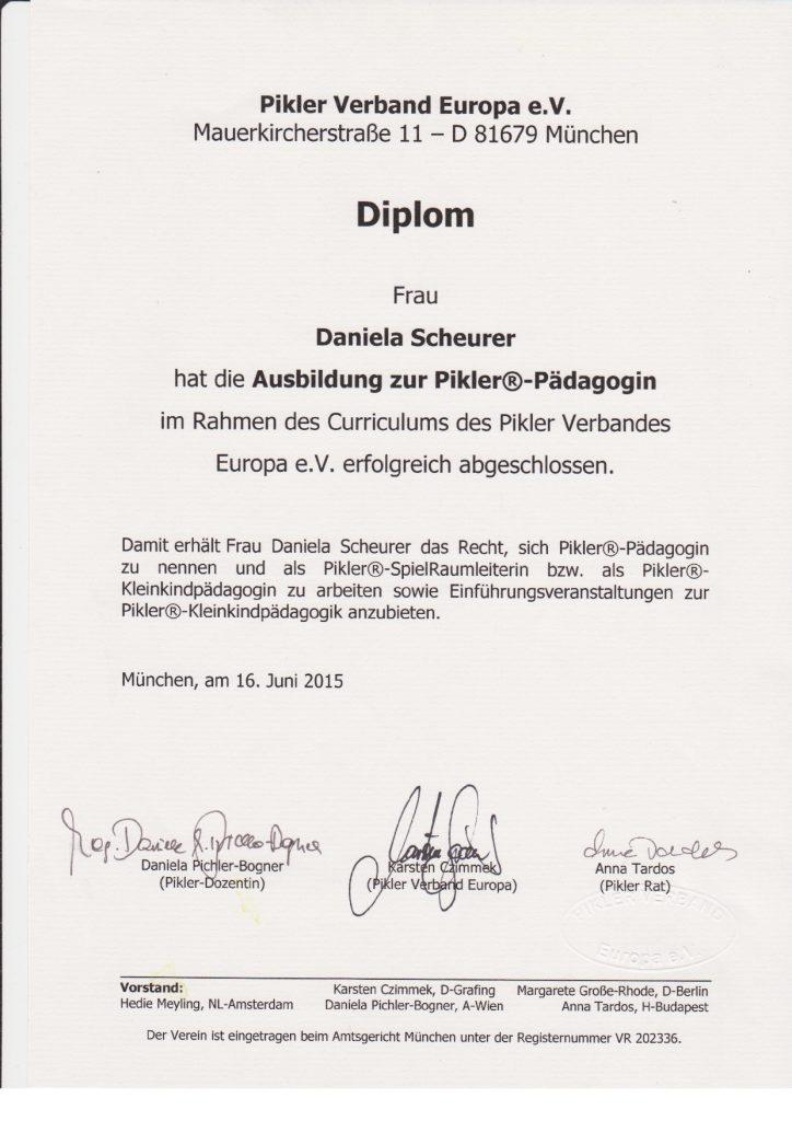 Pikler Diplom